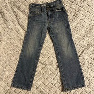 Ring of Fire Boy's Size 8 Jeans